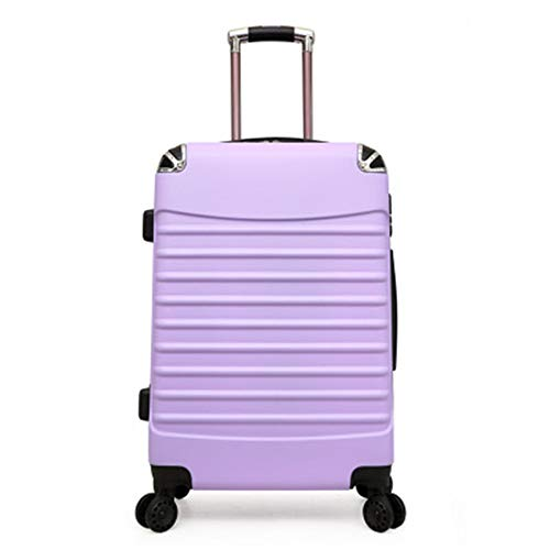 MLGB Trolley caseRolling Spinner Luggage Travel Suitcase Women Trolley case with Wheels 20inch Boarding Carry On Box Business Laptop Travel Bags 20' B
