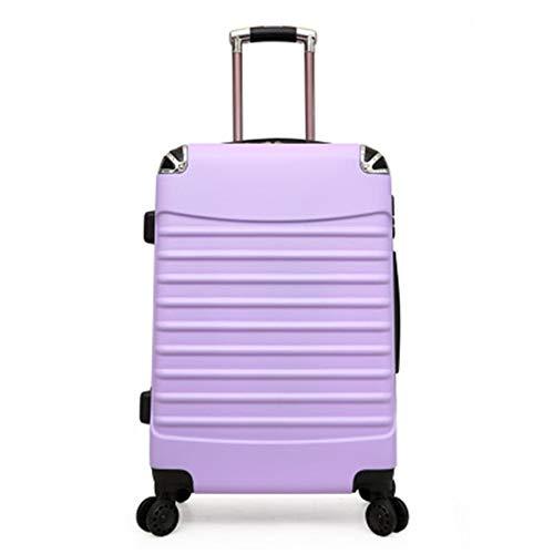 MLGB Trolley caseRolling Spinner Bagage Reizen koffer Vrouwen Trolley geval met Wielen 20inch Boarding Carry On Box Business Laptop Reistassen 24