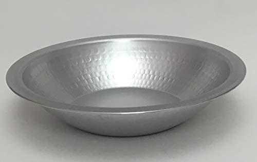 谷口金属日本製うどんすき鍋シルバー33cm容量:3.4LIH・ガス火兼用軽くて使い易い熱伝導がよいアルミニウム製