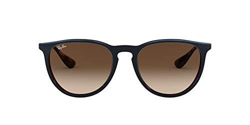 Ray-Ban Unisex-Erwachsene 4171 Brillengestelle, Braun (Trans Br Sp Blue), 54