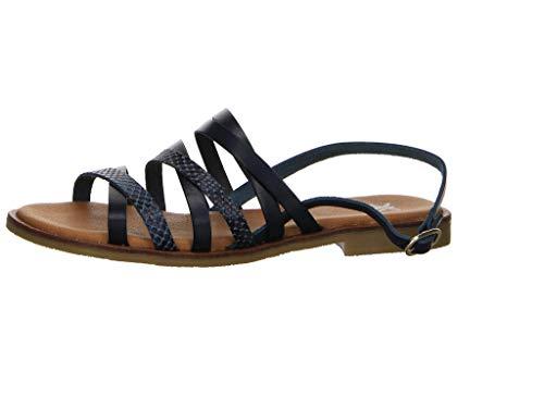 Kim Kay Damen Sandalen Sandale blau Gr. 40