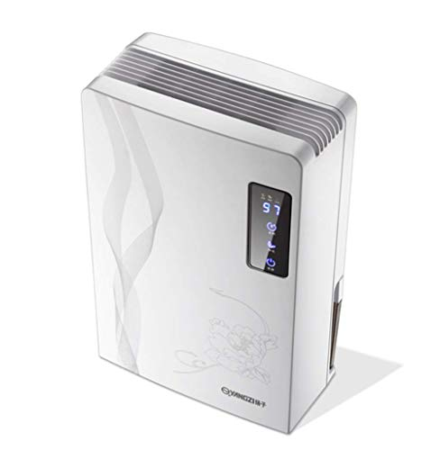 Review XZYP Upgrade Electric Home Dehumidifier, Portable Dehumidifier for Home Bedroom 2200Ml (77.6F...