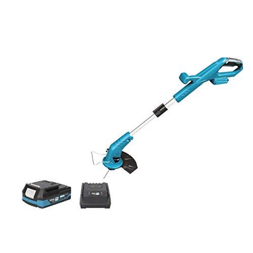 Koma Tools – Pack KOMA Coupe bordure 25cm 20V – une batterie 20V Lithium Li-Ion 2Ah – un chargeur 60W