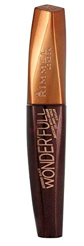 Rimmel London Mascara Wonder'Full 003 Extreme Black (met Argan Olie)