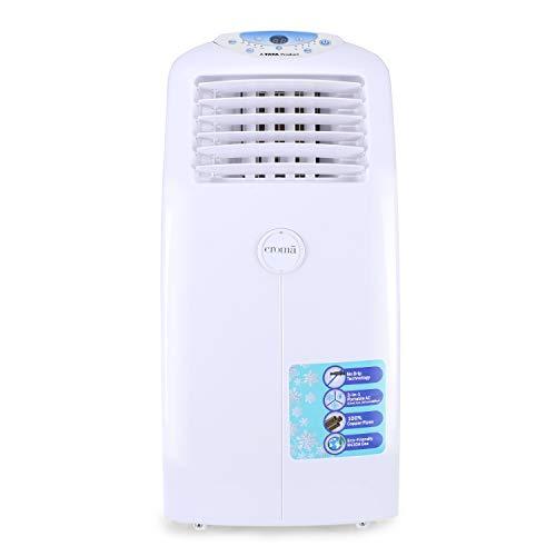 Croma 1.5 Ton Portable AC (CRAC1201, White)