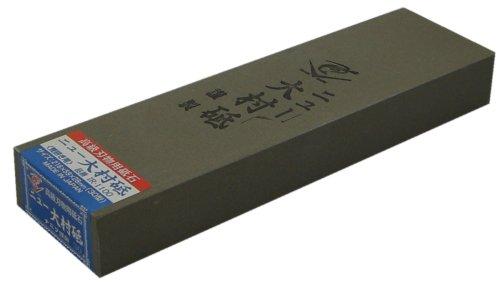 ナニワ エビ印 研ぎ器 ニュー大村砥 高級刃物用砥石 荒砥ぎ用 IR-1100