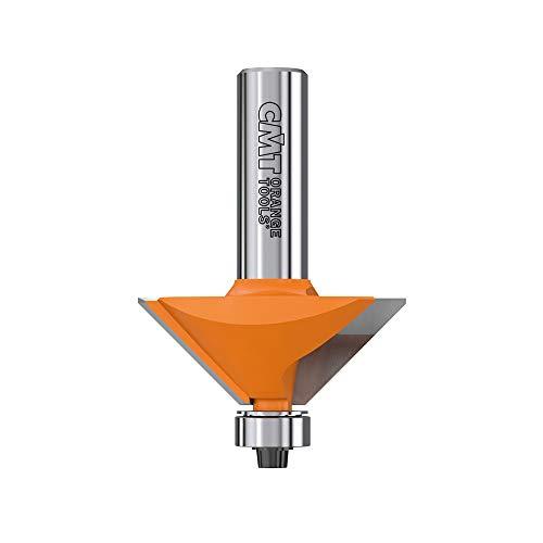 CMT 836.920.11 45 degrés chanfrein Bit, 1/5,1 cm Tige, tête en carbure