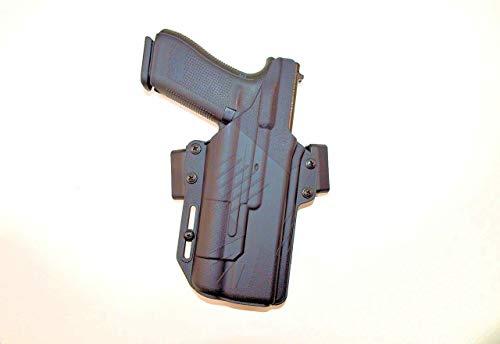 Raven Concealment Systems Perun OWB Holster fits Gen 5 Glock with TLR1HL