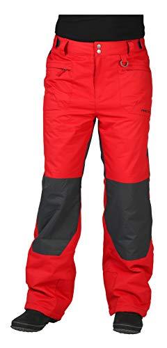 Arctix Termica Luna Cane da Uomo Giacca Invernale Skiing-Pants, Uomo, 81664-55-2X, Vintage Red, XXL