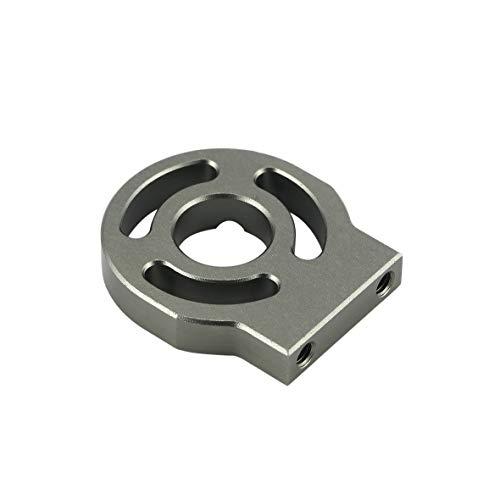 Heaviesk Aluminiumlegierung 3650 3670 540 Brushless Motorhalterung für 1/8 1/10 Kyosho HSP SST HOBAO RC Auto