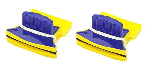Coppia Di Lavavetri Con Doppio Magnete Pulisce I Vetri Su Entrambi I Lati