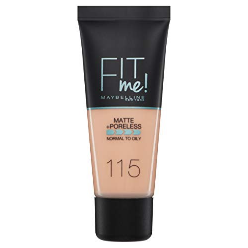 Maybelline Fit Me matt & Fr Foundation