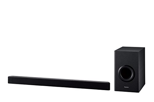パナソニック 2.1ch シアターバー Bluetooth対応 ブラック SC-HTB488-K