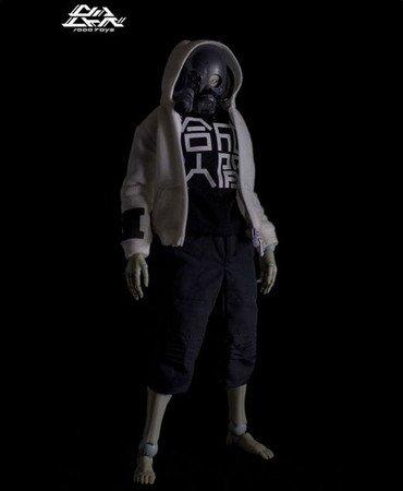 『1000toys 「東亜重工 合成人間 軽装派遣用体+Tシャツ+マスク セット」 千値練 弐瓶勉 TTF2015』の2枚目の画像