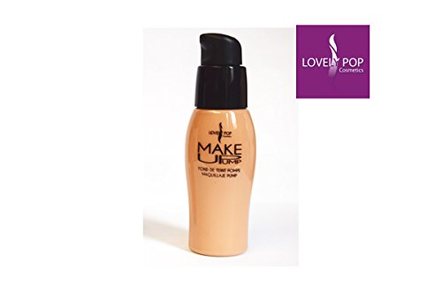 Fond de teint Pompe Peau clair - N°4 Beige - Lovely pop