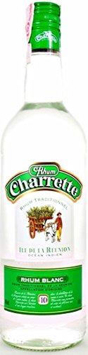 CHARRETTE RON BLANCO 40% 100 CL