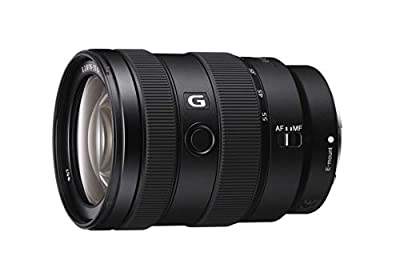 Sony SEL1655G Alpha 16-55mm F2.8 G Standard Zoom APS-C Lens from Sony