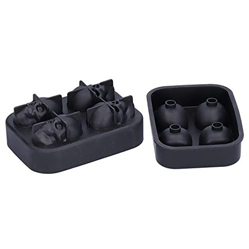 BOTEGRA Accesorio de Barra, 4 Rejillas Material de Silicona de Calidad alimentaria Diseño único de Hebilla Resistencia a Altas y Bajas temperaturas para el Vino