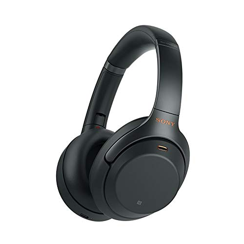 SONY WH-1000XM3 Wireless Noise canceling Stereo Headset(International Version/Seller Warrant) (Black)