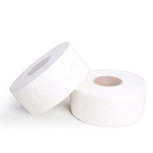 Huangwanru Rollos de Papel higiénico 4 Capas de Papel higiénico humectable Rollo...