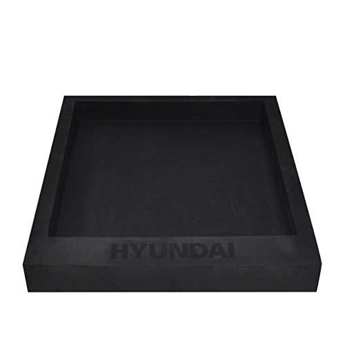 HYUNDAI Werkstattwageneinlage 2/3 für Werkstattwagen, 2/3 Einsatz für Schublade, individuell bestückbar (Universaleinlage, Schubladeneinsatz, Hartschaumstoffeinlage, Werkzeugeinlage)