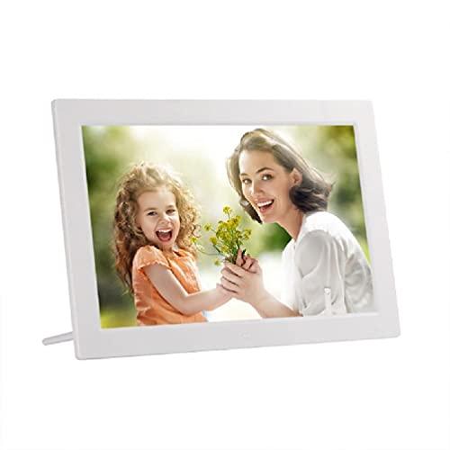 1 Pezzo Digital Picture Photo Frame Staffa Montaggio A Parete Elegante Album Elettronico Grande Schermo 1080P Ad Alta Definizione LED Cornici per Deco