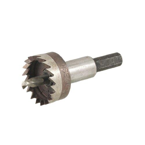 Aexit HSS - 26 mm Durchmesser - Eisenschneidemaschine - 5 mm Spiralbohrer Lochsäge (ceef805238aee08b985856e24ce846d9)