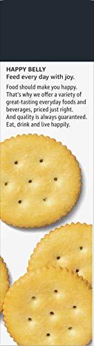 Amazon Brand - Happy Belly Original Snack Crackers, 13.7 oz