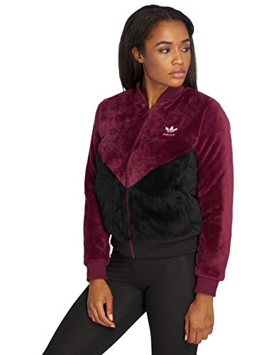 adidas Originals Damen Übergangsjacken Clrdo Track Top Transition rot 34
