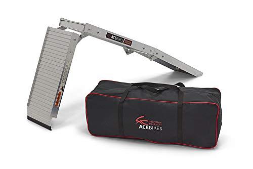 Auffahrrampe ACEBIKES Foldable Ramp Compact Motorrad Rampe Aluminium bis 300kg