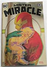 WonderCon 2018 Exclusive MISTER MIRACLE 7 Foil Variant SIGNED Mitch Gerads