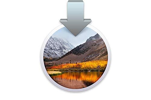 macOS Hoch Sierra Bootfähiger Rettung USB OS X 10.13