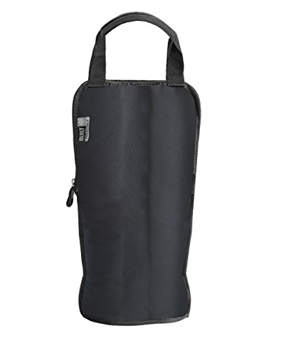 Built NY IceTec Freezable Wine and Champagne Chiller Bag, Black