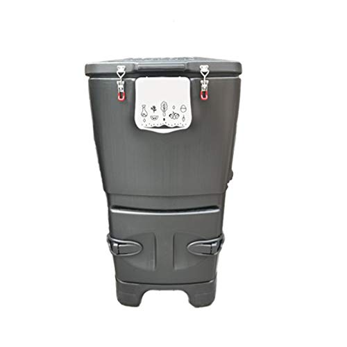 Why Should You Buy 120L Compost Bin, Simple Household Outdoor Garden Courtyard Compost Bin, Kitchen ...