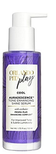 ORLANDO PITA PLAY Cool Auradescence Tone Enhancing Shine Serum 1.75oz