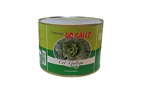 Col gallega 2kg - Conservas do gallo