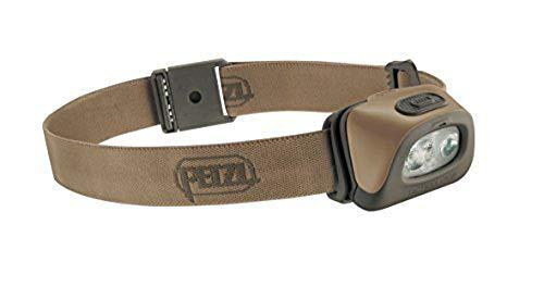 Petzl Stirnlampe Tactikka RGB Desert, One Size