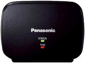 Panasonic KX-TGA405B1 Range Extender for Dect 6.0 Plus Cordless Phones, Black