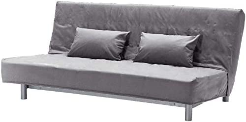 Best HomeTown Market The Cotton Beddinge Lovas Sofa Bed with Pillows Cover Replacement is Made Compatible