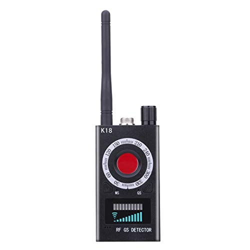 Read About JZWX Anti Spy RF Detector -Signal/Camera/GPS Tracker Detector -Wireless Signal Pinhole La...