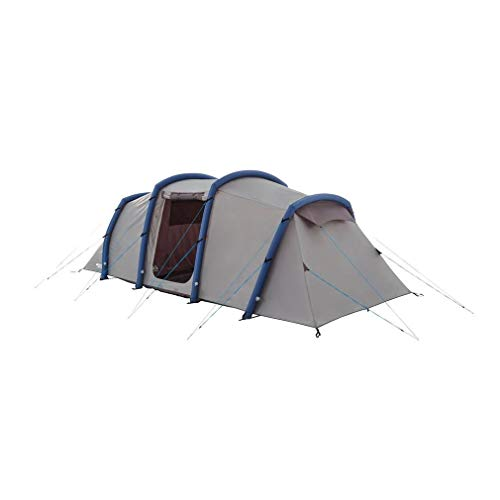 Eurohike Genus 800 Easy To Pitch 4 Perosn Air Tent, Grey, One Size