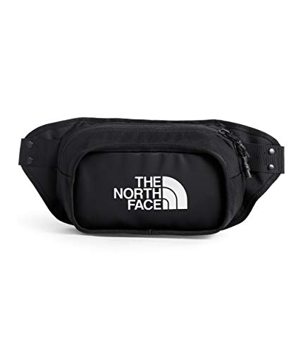 The North Face Explore Hip Pack, TNF Black/TNF White, OS