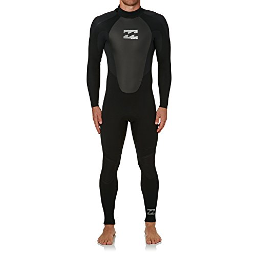Billabong Intruder 403 GBS Traje de Neopreno, Hombre, Black, XS