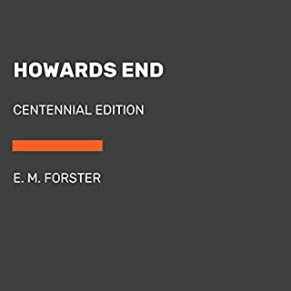 Howards End audiobook cover art