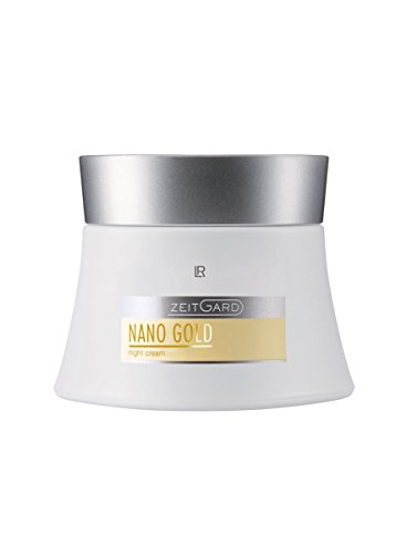 luxuriöse LR ZEITGARD Nanogold & Seide Nachtcreme