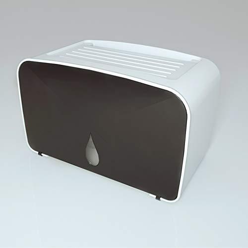 YBZJH Gästebadezimmer Badezimmer Handablage Toilettenpapierbox Kostenloses Stanzpapier Rohrpapier Toilettenpapierablage