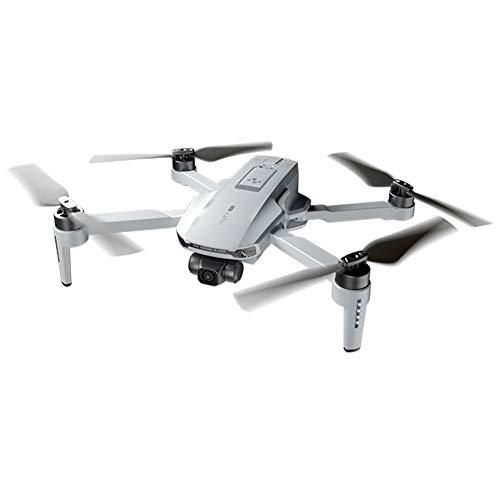 HGYYIO Doppelte GPS-Positionierung Drohne, Faltbare GPS FPV Drohne, mit 4k ESC Full HD Kamera, mit Wegpunktflug, Smart Folgen 5G WiFi Übertragung, 35 Minuten Lange Akkulaufzeit