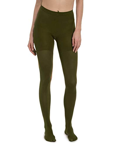 SPANX Women's Plus Size End Tights Original 128 - (Deep Evergreen/A)