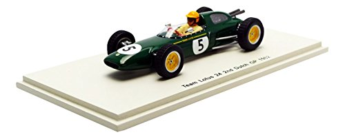 Spark-S4272-Lotus 24-GP F1País Bas 1962-Escala 1/43