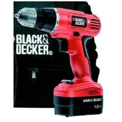 Black and Decker Epc12Cash boormachine
